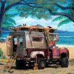 Выбор автомобиля для любителей путешествий и отдыха на природе