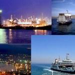 Паромы из Одессы (порт Черноморск) в Стамбул, Батуми, Поти