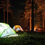 Свет в походе. Освещение палаточного лагеря (кемпинга) — разные варианты