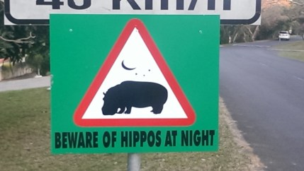 Signs in St. Lucia