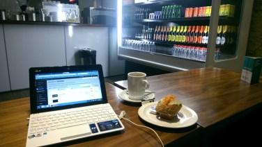 Blog work sweetened