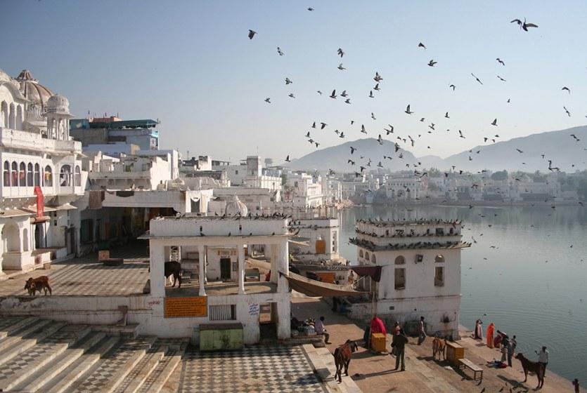Pushkar, India reisen