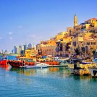 Tel Aviv Großstadt in Israel