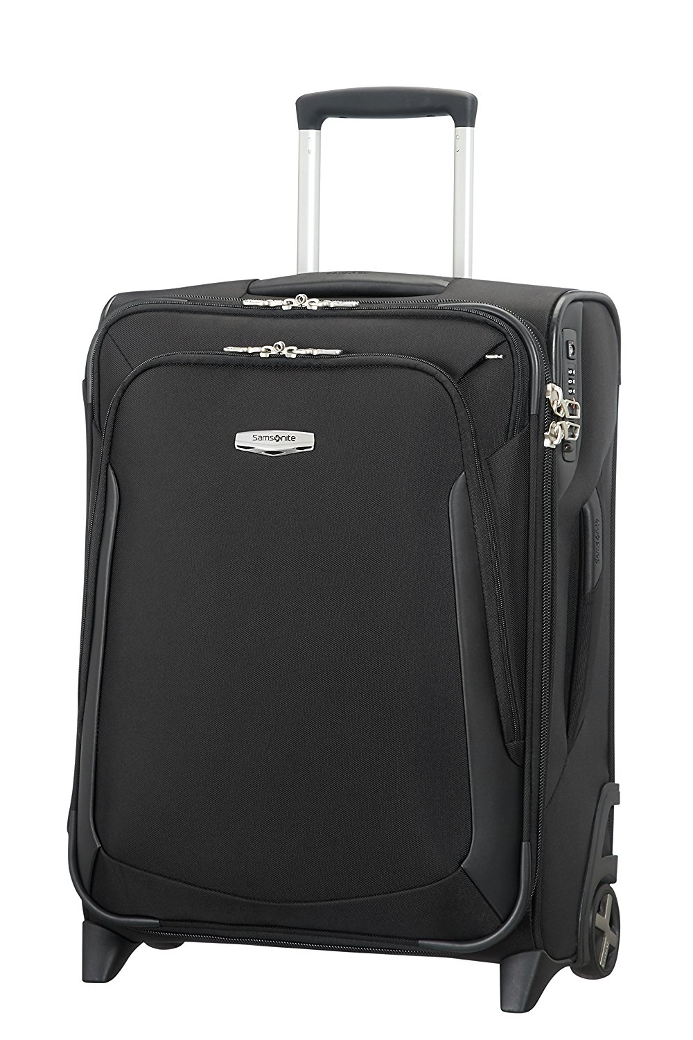 Samsonite X'BLADE 3.0 Upright 55/20 Strict Koffer, 44 Liter, Schwarz