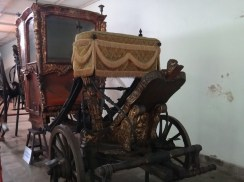 Antique Horse Carriage 2 in Museum Kasultanan Surakarta