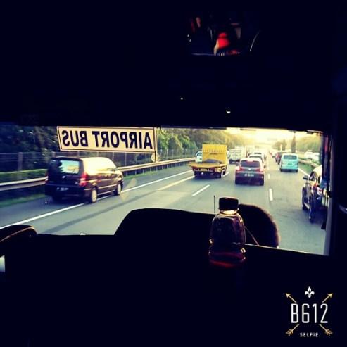 Damri Airport Bus