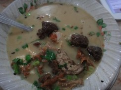 Soto Kesawan with Chicken