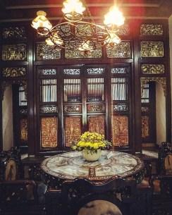 Pintu Cantik ala Dinasti China
