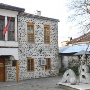 Korca-eerste- albanese school