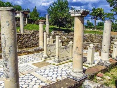 Bitola in Macedonie