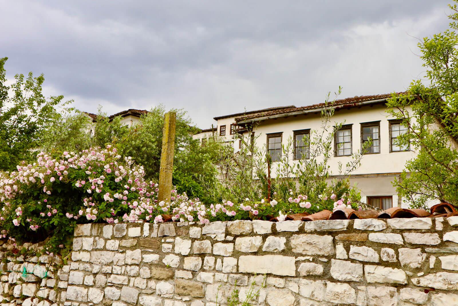 Berati-huis-detail-bloemen