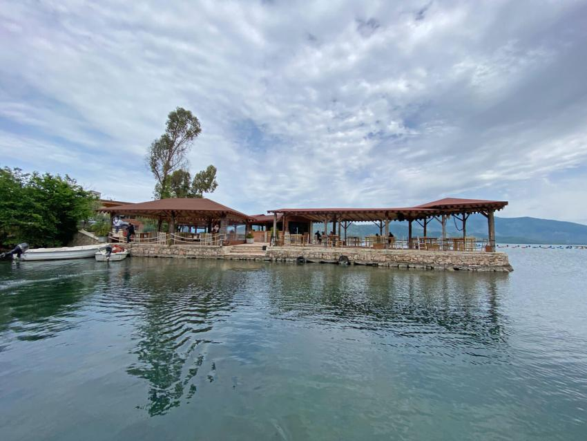 the mussel house butrint