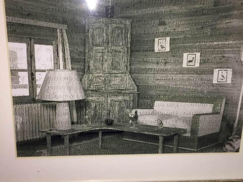 interieur jachthotel gjuetise kamer