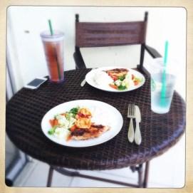 Dinner Alfresco