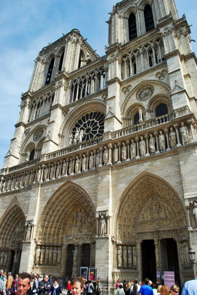 Notre-Dame, Paris | © TravellingBuzz Photo