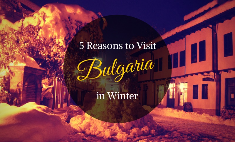 Winter in Bulgaria