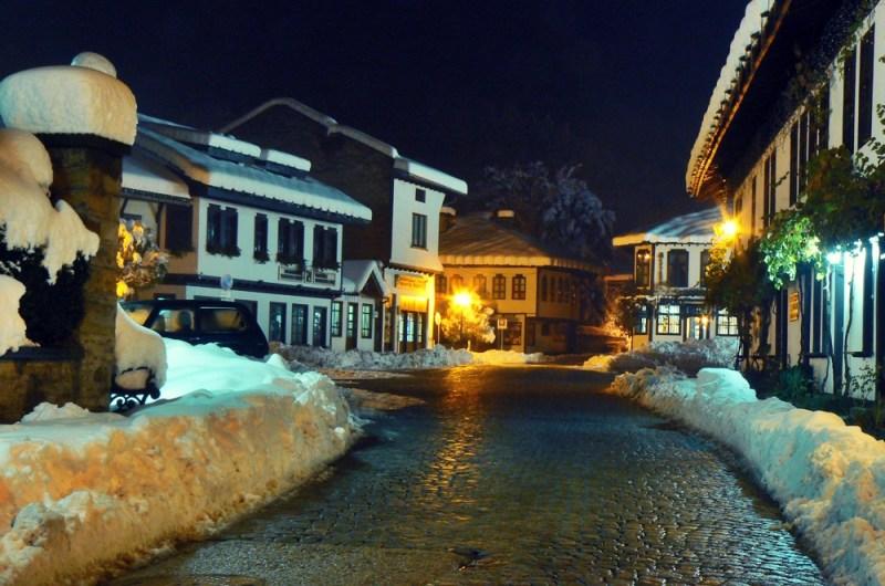 Winter in Bulgaria