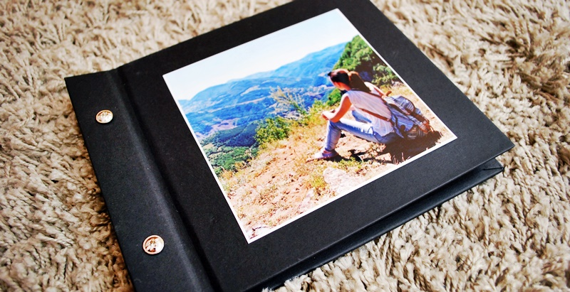 diy instagram photobook