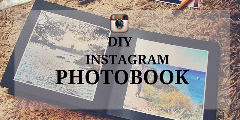 diy Instagram photobook