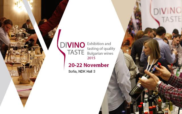 divino taste 2015 - bulgarian-wine-exhibition