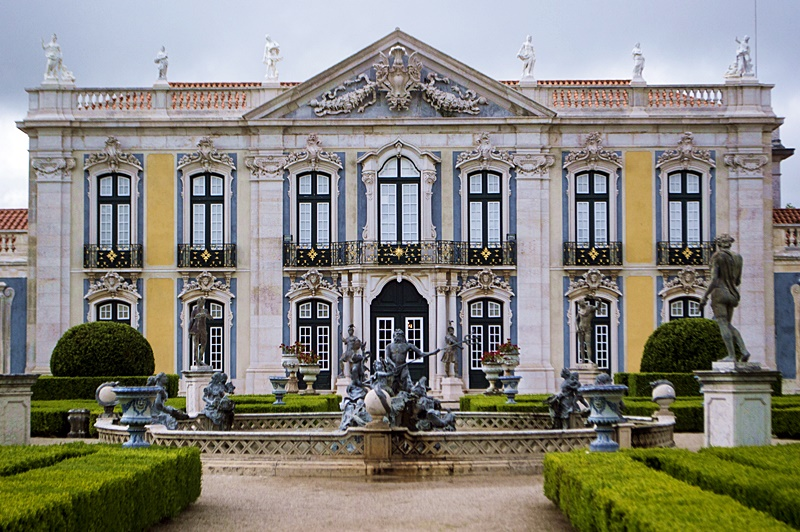 The Palace of Queluz-lisbon-day-trip