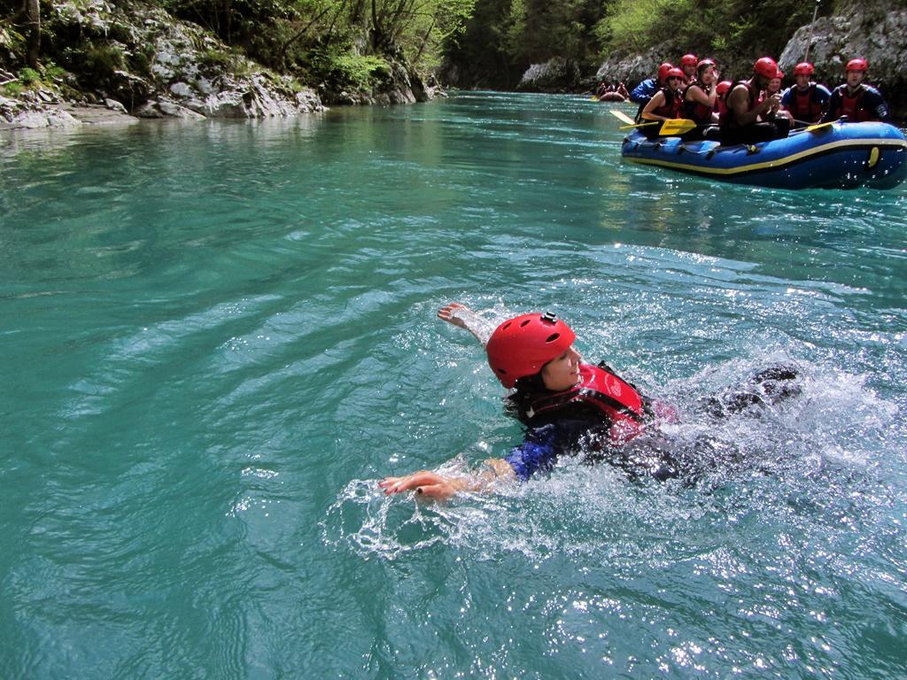 Rafting on Tara bosnia and herzegovina