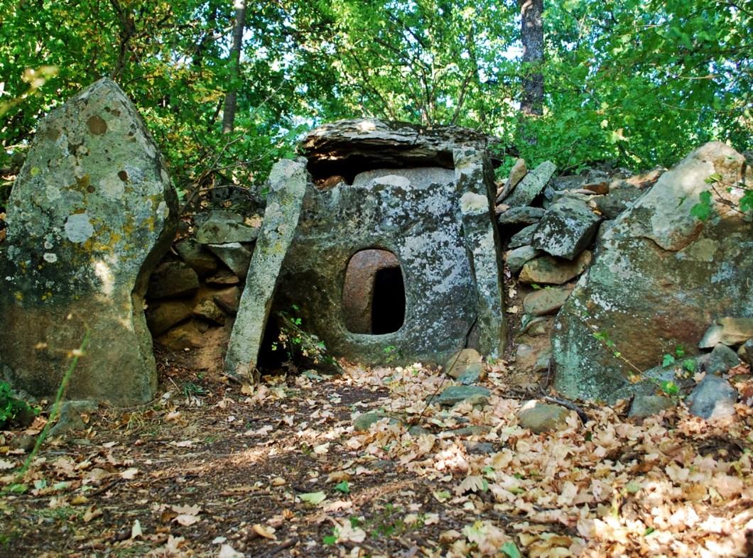 dolmen strandzha