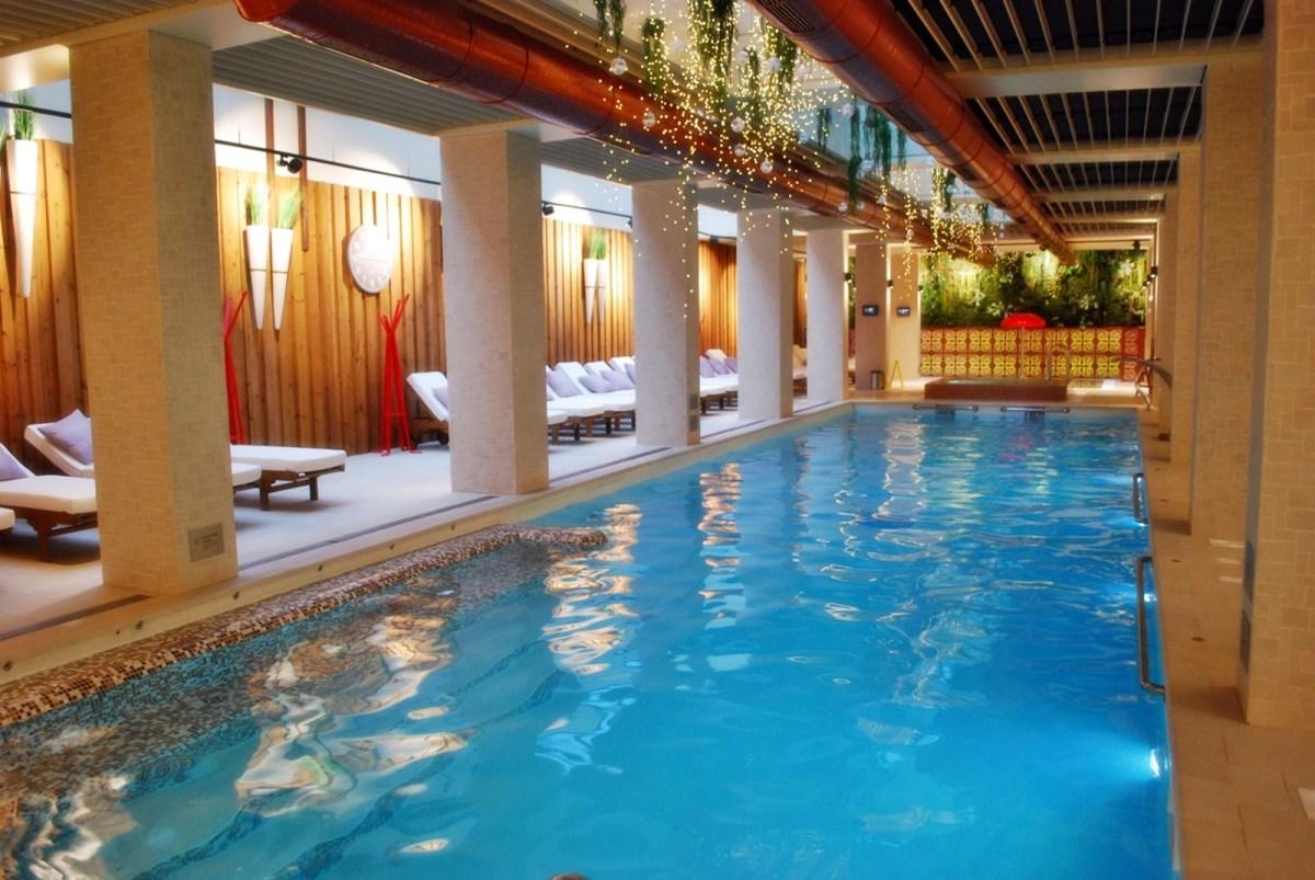 Aparthotel Lucky Bansko - a splendid spa hotel in Bansko