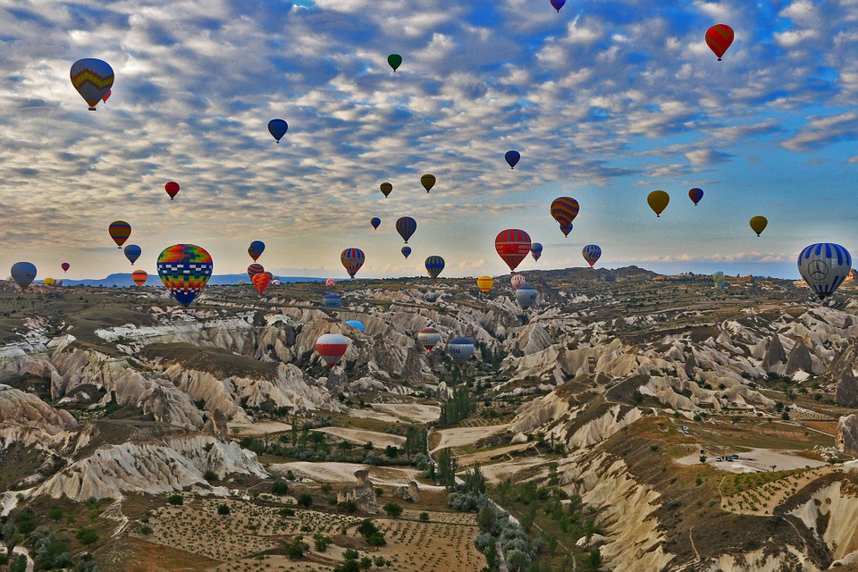 best palces to visit in turkey in 2018 -cappadocia