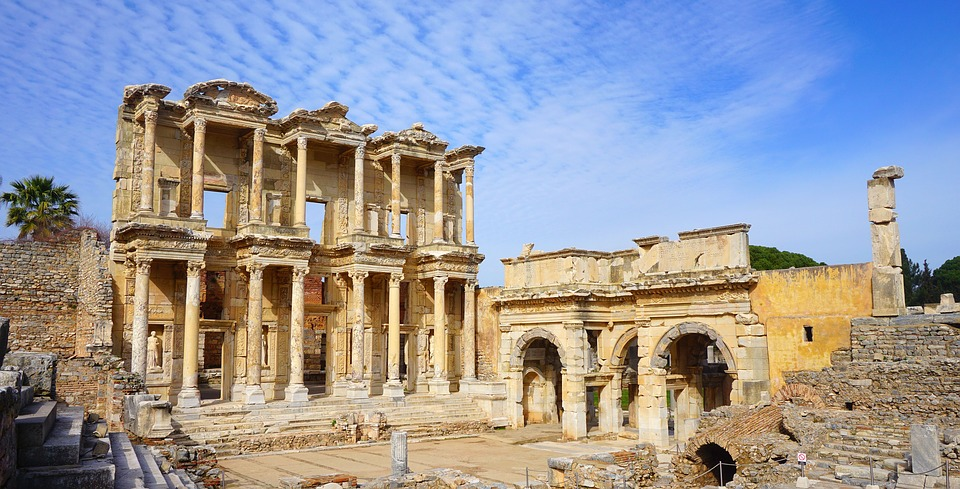 best palces to visit in turkey in 2018 - ephesus