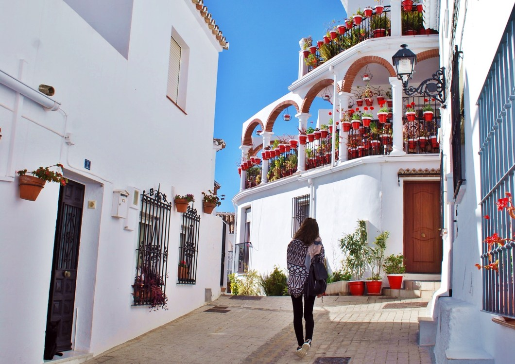 day trip from Malaga to Mijas 2