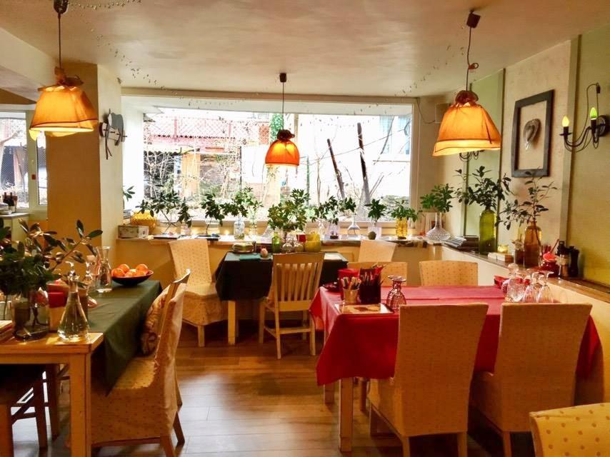 pastorant restaurant in sofia