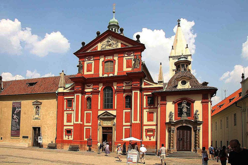 St george basilica prague