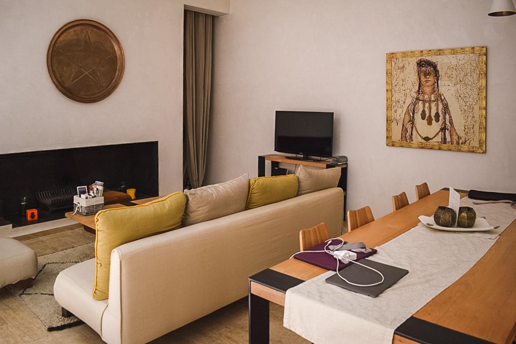 Airbnb Marrakesh - Riad 17 Dar Chamar