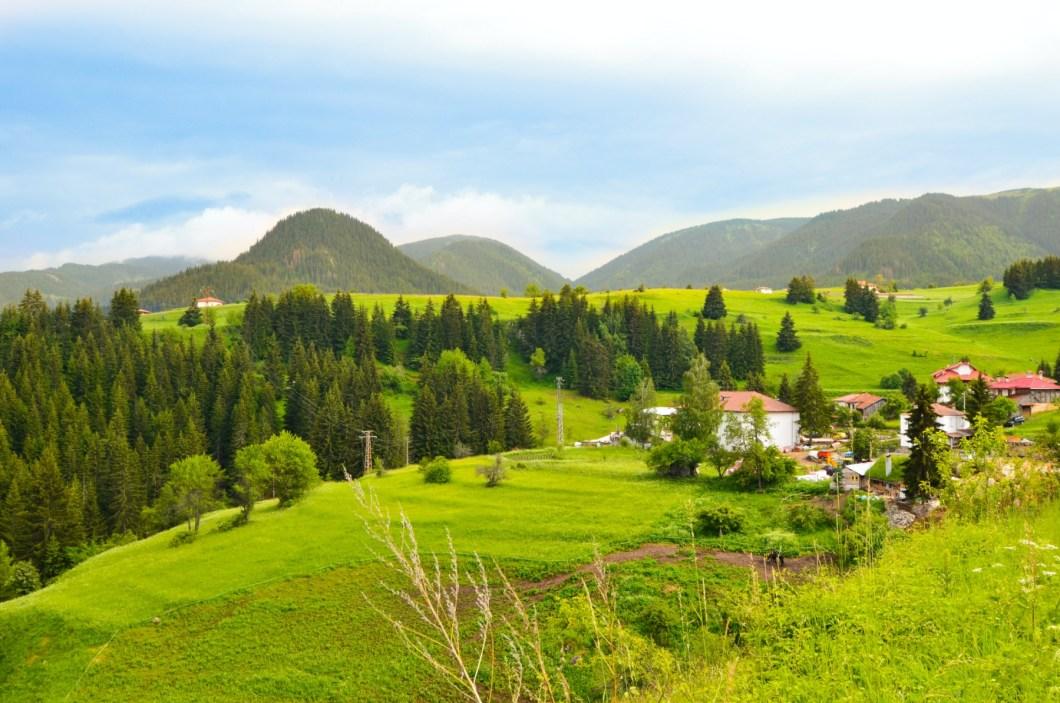 Gela village, Rhodope mountain Bulgaria