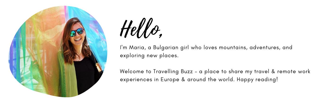 Europe travel blog Bulgaria