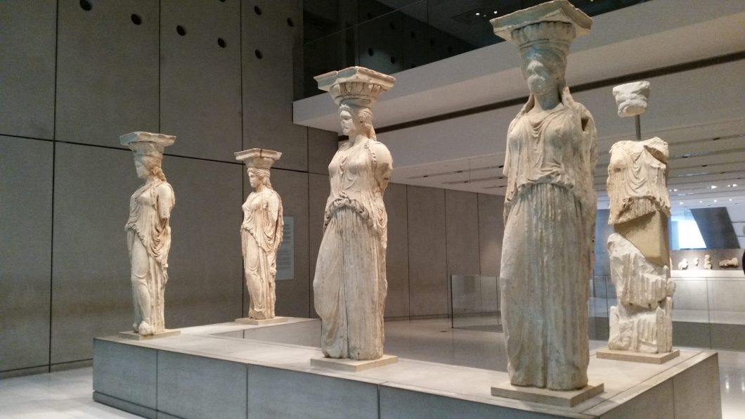 Museum of the Acropolis in Athens