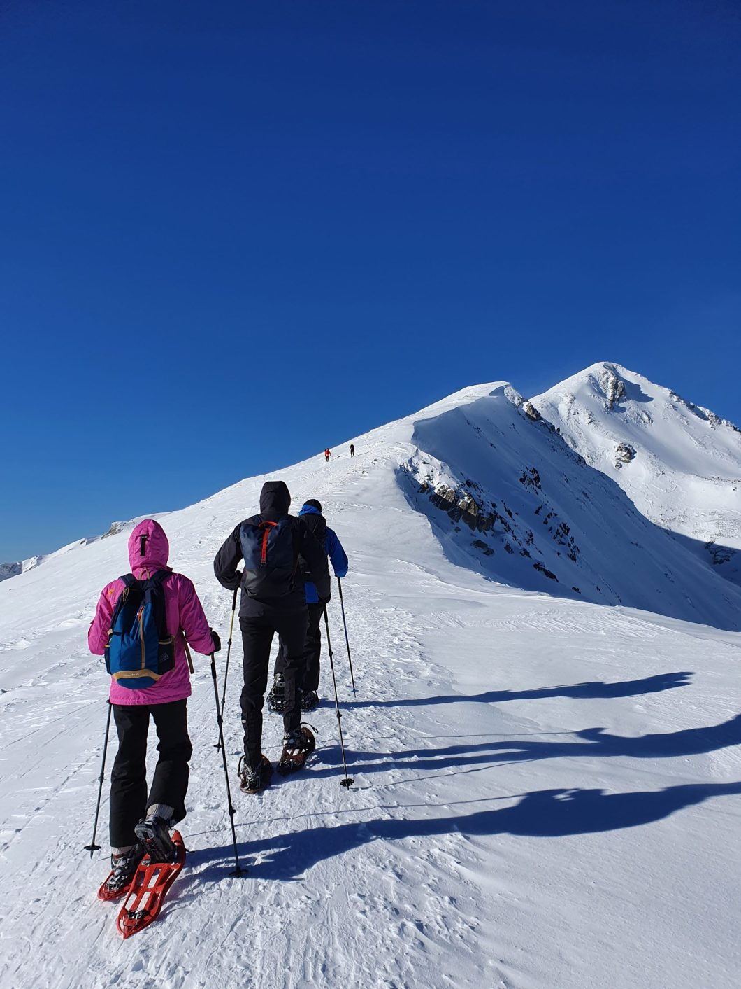Winter Hiking in Bulgaria: Snowshoeing experience in Pirin mountain