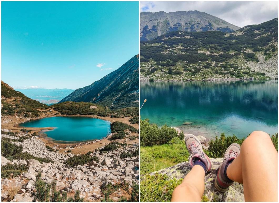 Muratovo Lake Pirin Bulgaria