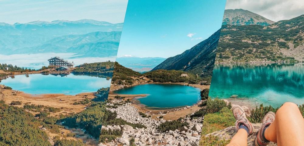 hikes in Pirin mountain Bulgaria