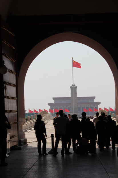 Looking back on Tiananmen Square