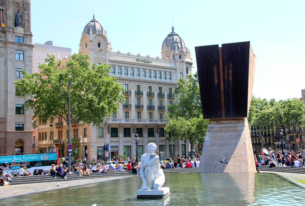 24 Stunden in Barcelona