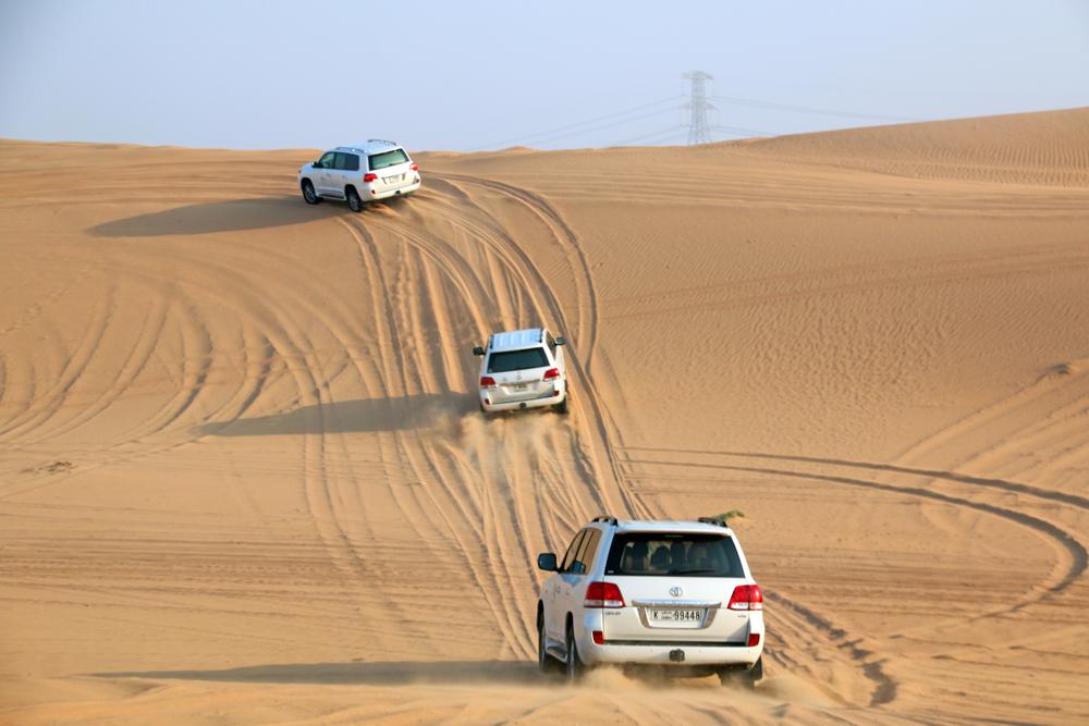 A Desert Safari in Sharjah