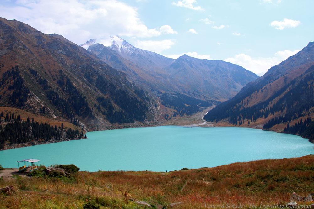 Big Almaty Lake Kasachstan Zentralasien ASIEN