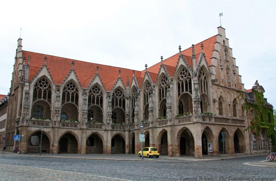 Altstadtrathaus Braunschweig Deutschland EUROPA