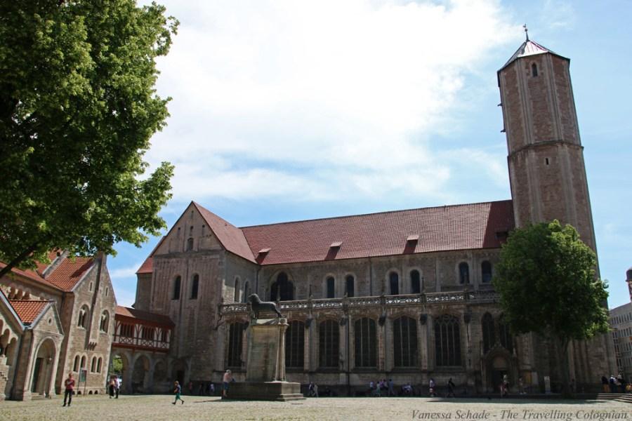 Braunschweiger Dom St. Blasii Braunschweig Niedersachsen Deutschland