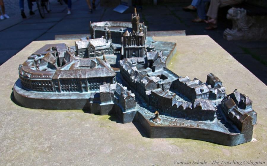 Braunschweig Miniatur Braunschweig Niedersachsen Deutschland