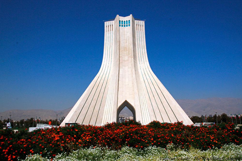 Azadi Tower_Tehran_Iran