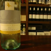 Waters Edge Estate closes down chardonnay 2012 swan valley