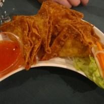 Hoang Kim restaurant vietnamese fried wonton